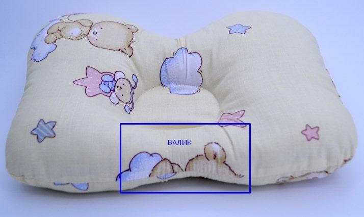 Как сшить подушку для новорожденного своими руками 61