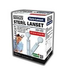 Ланцеты Steril Lancet №100