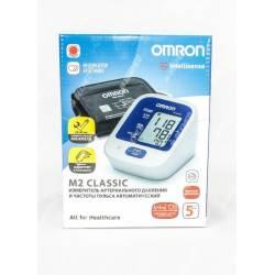 Тонометр автоматический OMRON М2 Classic с адаптером