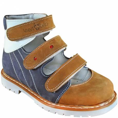 ab5525d48ce2d7 Ортопедичні туфлі для хлопчика - вальгус купити в інтернет магазині