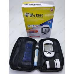 ГлюкометрFine test (набір) з автокодуванням