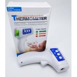 Инфракрасный бесконтактый термометр Cofoe HTD 8818D