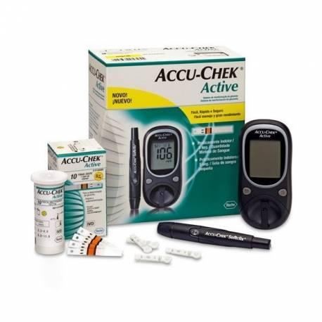 акку-чек актив глюкометр
