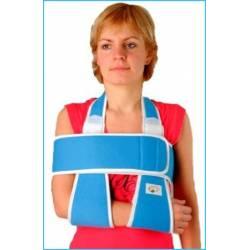 Бандаж-косинка для фіксації ліктя та плечового пояса РП-6К-М