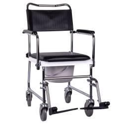 Крісло-каталка з туалетом OSD-JBS367A
