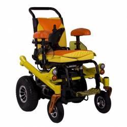 Инвалидная коляска детская с электромотором OSD-ROCKET-K