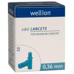 Ланцети Wellion №50