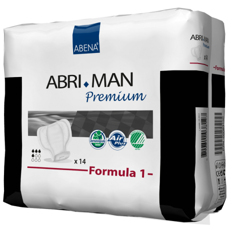 Прокладки урологические Abri-Man Premium Formula -1