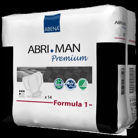 Прокладки урологічні Abri-Man Premium Formula -1
