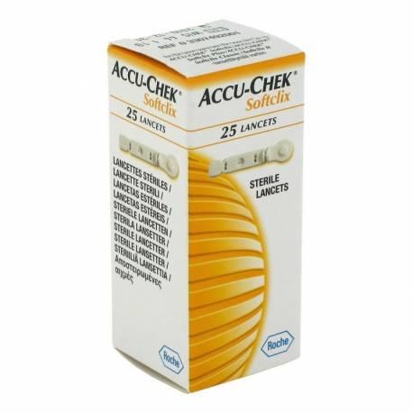 Ланцети Accu-Chek Softclix 25 шт.