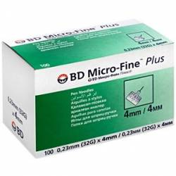 Голки BD Мікро-Файн Плюс 32 G (0,23 x 4 мм )