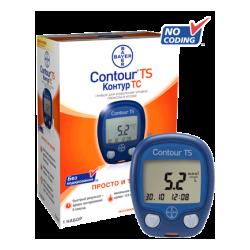 Глюкометр без кодування Contour ТS