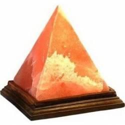 """Соляна лампа """"Піраміда"""""""